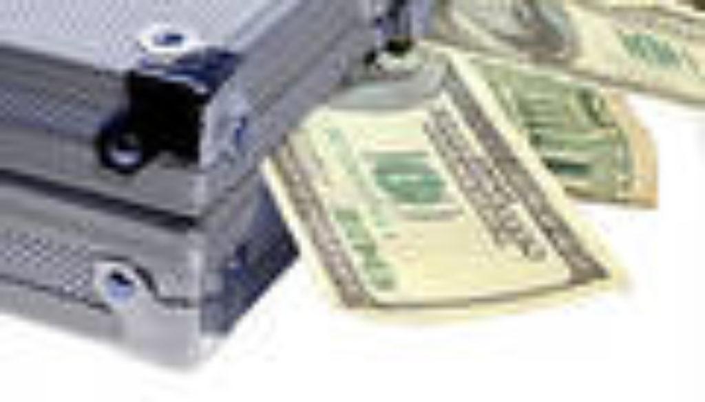 מזוודת דולרים